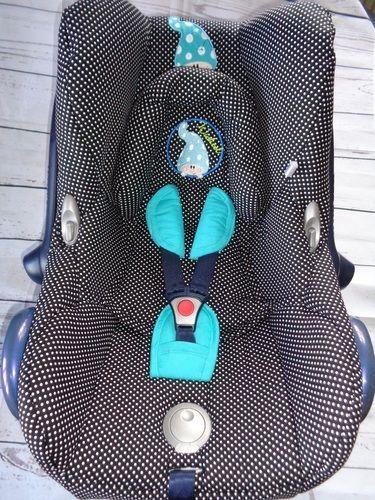 Makerist - Ersatzbezug Für Babyschale Autositz - Nähprojekte - 1