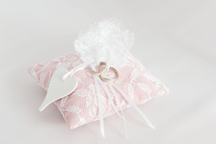 Makerist - Ringkissen zur Hochzeit  - Nähprojekte - 3