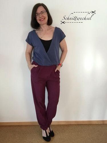 Makerist - Jumpsuit Clove von Anniway Schnittdesigneri - Nähprojekte - 1