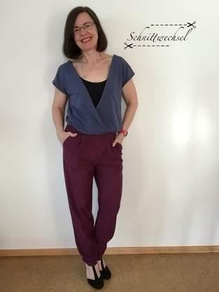 Makerist - Jumpsuit Clove von Anniway Schnittdesigneri - 1