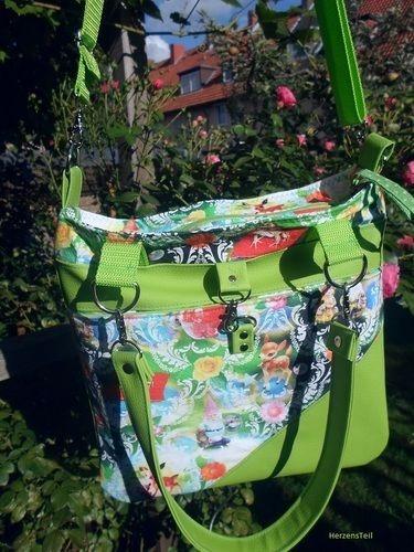 Makerist - SchickiMicki Bag von UNIKATI - Jede Naht ein Unikat - Nähprojekte - 1