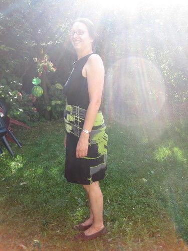 Makerist - Sommerkleid aus Jersey - Nähprojekte - 1