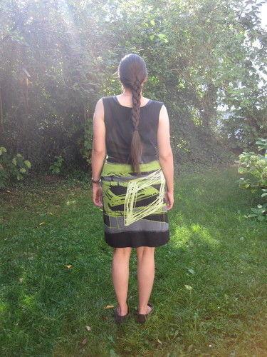 Makerist - Sommerkleid aus Jersey - Nähprojekte - 3