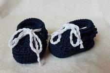Makerist - Klassische Babyschuhe. - 1