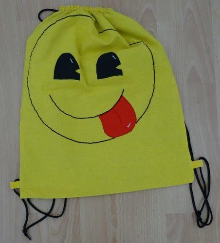 Makerist - Rucksack mit Emoji - Nähprojekte - 1