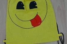Makerist - Rucksack mit Emoji - 1
