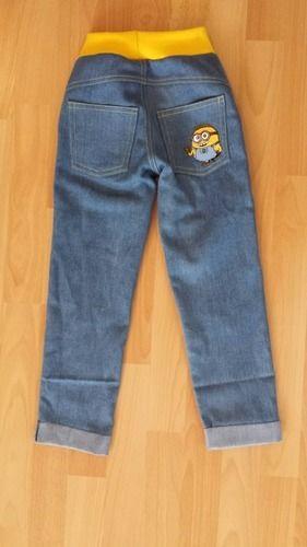 Makerist - Jeans mit Knieaufnähern - Nähprojekte - 2