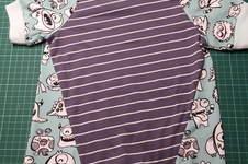 Makerist - Mal ein Shirt der andren Art - 1