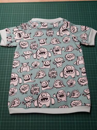 Makerist - Mal ein Shirt der andren Art - Nähprojekte - 2
