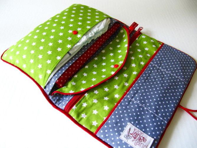 Makerist - Windeltasche fürs kleine Gepäck - Nähprojekte - 3