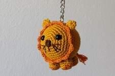 Makerist - Schlüsselanhänger Löwe - 1
