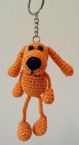 Makerist - Taschenbaumler Hund - Häkelprojekte - 1