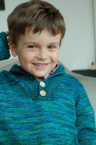 Makerist - Boy Sweater - 1