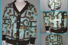Makerist - Cardigan ROM für meinen Großen  - 1