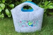 Makerist - Tasche Filz von SO Stefanie Kroth für meine Mutter - 1