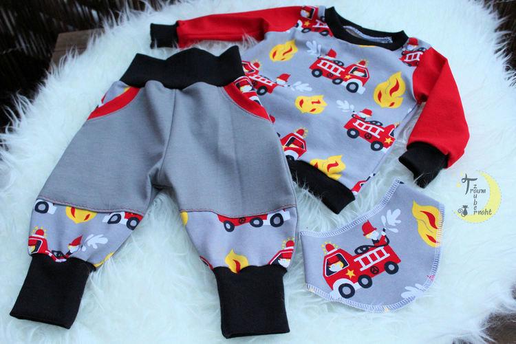 Makerist - Baby-Erstlings-Set - Nähprojekte - 2