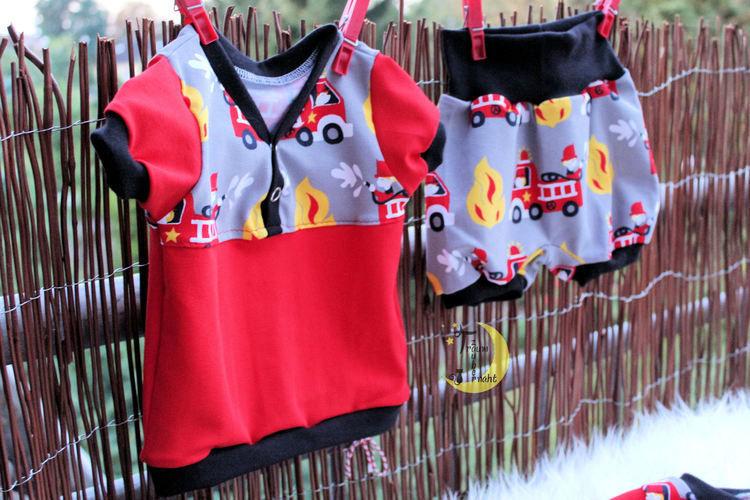 Makerist - Baby-Erstlings-Set - Nähprojekte - 3