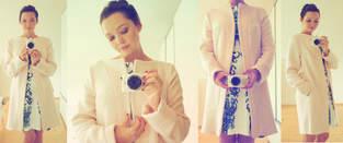 Makerist - Clarice Mantel von Schnittgeflüster aus Bouclé für mich - 1