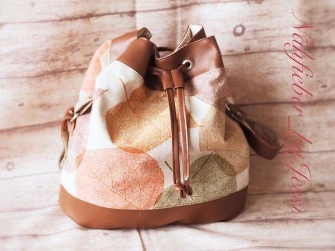 Makerist - Herbsttasche - Nähprojekte - 1