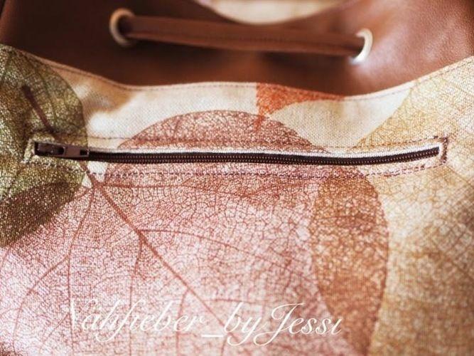 Makerist - Herbsttasche - Nähprojekte - 3