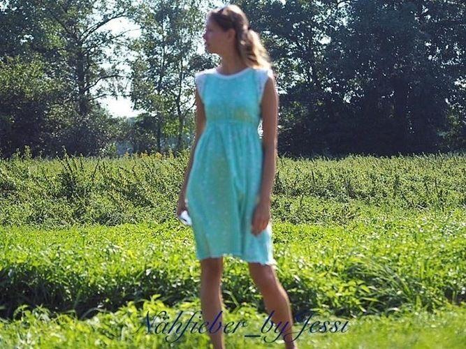 Makerist - Wünsch dir was Kleid - Nähprojekte - 1