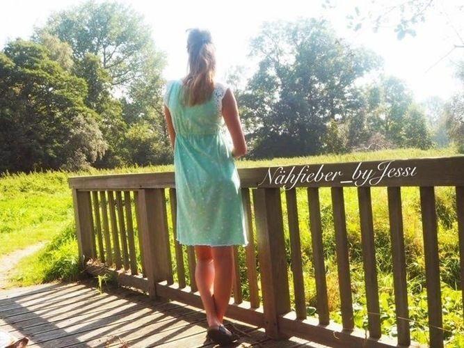 Makerist - Wünsch dir was Kleid - Nähprojekte - 2