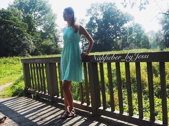 Makerist - Wünsch dir was Kleid - Nähprojekte - 3