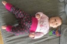 Makerist - Babyhose geglückt 😍 - 1