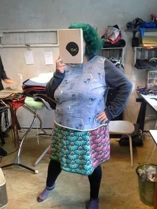 Makerist - frau bente, mein lieblings-sweater - 1