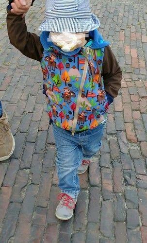 Makerist - Eine Softshell Jacke für Sohn und Tochter - Nähprojekte - 1
