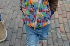 Makerist - Eine Softshell Jacke für Sohn und Tochter - 1