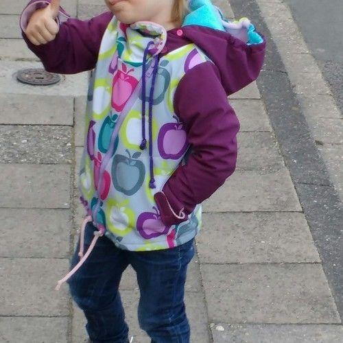 Makerist - Eine Softshell Jacke für Sohn und Tochter - Nähprojekte - 2