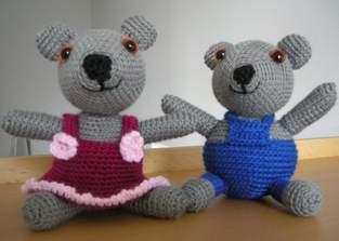 Makerist - Berta und Bruno - 1