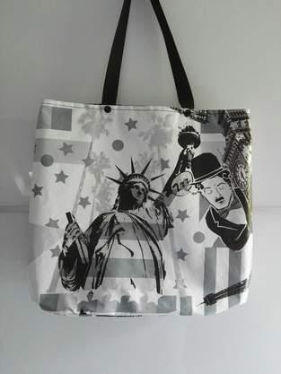 Makerist - Citybag - 1
