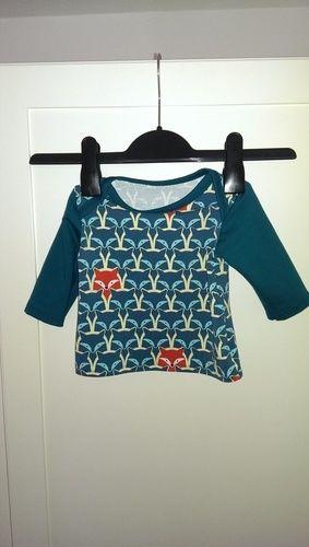 Makerist - Babyshirt kurz- oder langärmlig - Nähprojekte - 2