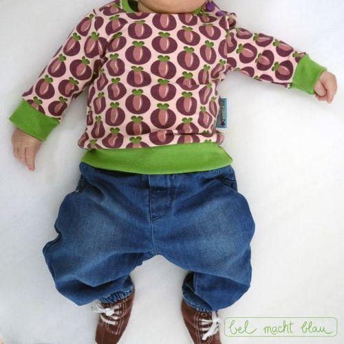 Makerist - Baby Sweater für meine kleine Nichte - Nähprojekte - 1