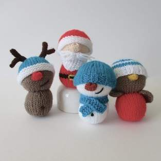 Makerist - Dinky Christmas Toys - 1