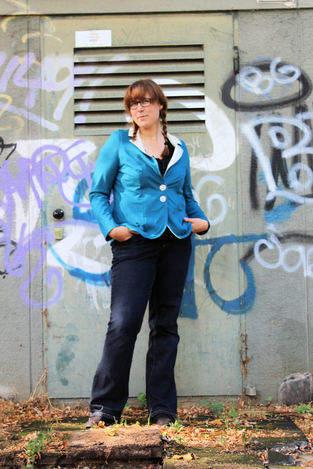 Makerist - Damen Blazer - 1