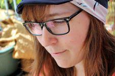 Makerist - Wende-Longbeanie mit Schirm für Erwachsene - 1