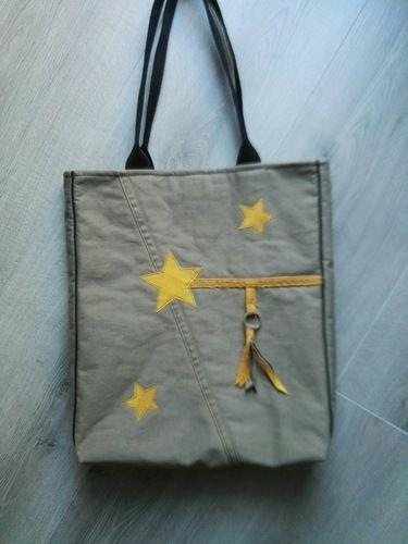 Makerist - Tasche Oliv - Nähprojekte - 1