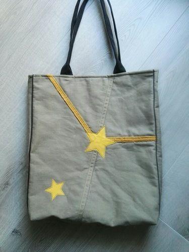 Makerist - Tasche Oliv - Nähprojekte - 2