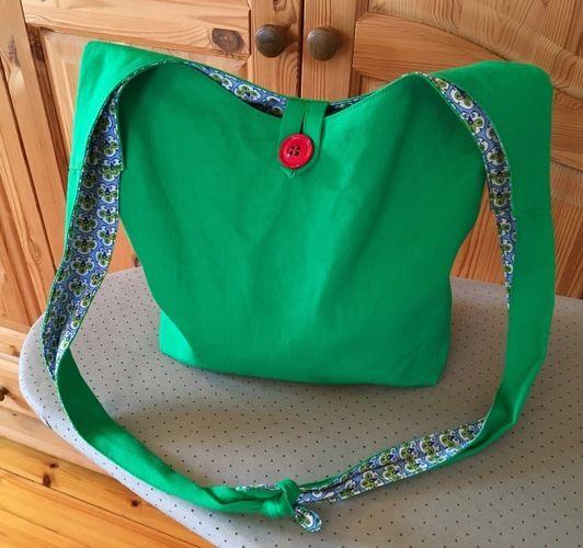 Makerist - Tasche von Märzenbecher - Nähprojekte - 1