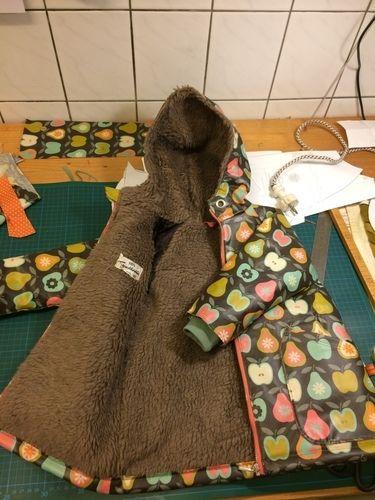 Makerist - Regenjacke - Nähprojekte - 2