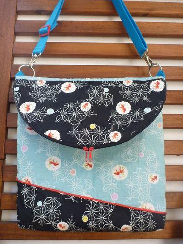 Makerist - Flap Bag - Nähprojekte - 1