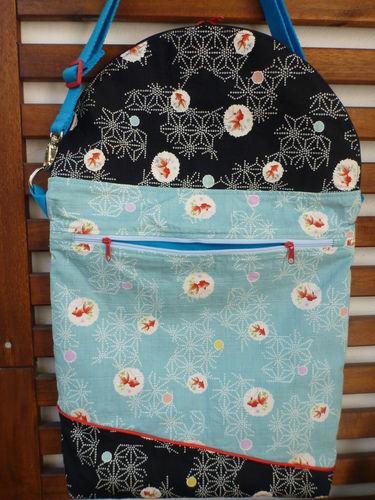 Makerist - Flap Bag - Nähprojekte - 2