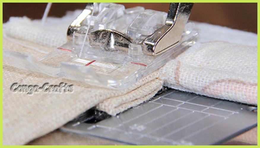 Makerist - Höhenausgleich bei dicken Stoffteilen selber machen - DIY-Projekte - 2