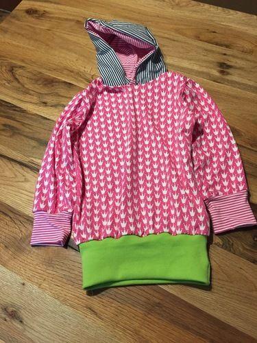 Makerist - Sweater für Mädchen - Nähprojekte - 2