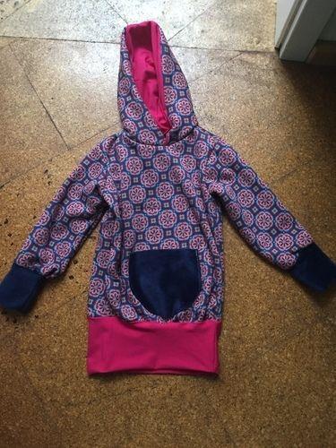 Makerist - Sweater für Mädchen - Nähprojekte - 3