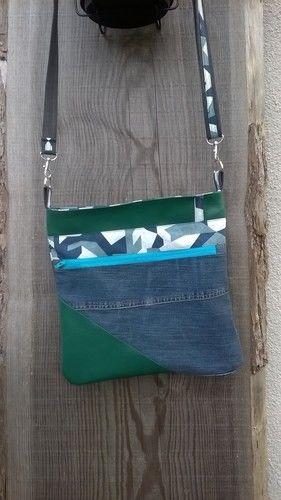 Makerist - noch eine Schicki-Micki-Bag  - Nähprojekte - 1