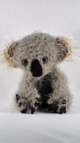 Makerist - Koalabär Amigurumi Häkelanleitung - Häkelprojekte - 1
